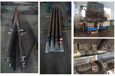 High manganese steel welding technology services